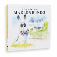 Cover image for Last week tonight with John Oliver presents A day in the life of Marlon Bundo / written by Marlon Bundo with Jill Twiss ; illustrated by EG Keller.
