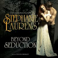 Cover image for Beyond seduction [downloadable audiobook] / Stephanie Laurens.