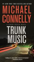 Cover image for Trunk music / Michael Connelly.