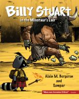Cover image for Billy Stuart in the Minotaur's Lair