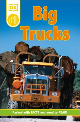 Cover image for Big trucks.