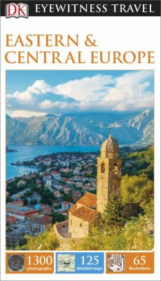 Cover image for Eastern and Central Europe [2015] / [main contributors, Jonathan Bousfield, Matthew Willis]