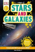 Cover image for Stars and galaxies / by James Buckley, Jr.