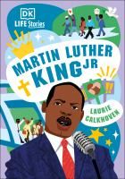 Cover image for Martin Luther King Jr / by Laurie Calkhoven ; illustrated by Charlotte Ager.