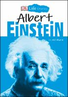 Cover image for Albert Einstein / by Wil Mara ; illustrated by Charlotte Ager.