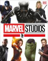 Cover image for Marvel Studios character encyclopedia / written by Adam Bray.