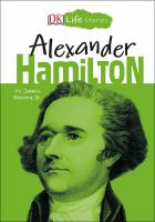 Cover image for Alexander Hamilton / by James Buckley Jr. ; illustrated by Charlotte Ager.