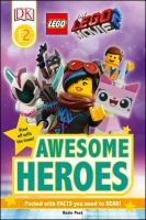Cover image for Awesome heroes / by Rosie Peet.
