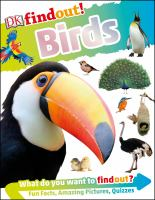 Cover image for Birds / author, Ben Hoare ; consultant, Dr. Paul Gale.