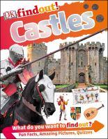 Cover image for Castles / author, Philip Steele ; consultant, Dr Jenny Benham.
