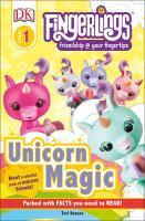 Cover image for FINGERLINGS : unicorn magic.