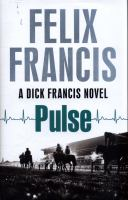 Cover image for Pulse / by Felix Francis.