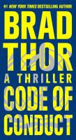 Cover image for Code of conduct : a thriller / Brad Thor.