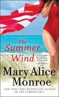 Cover image for The summer wind / Mary Alice Monroe.