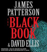Cover image for The black book [compact disc] / James Patterson and David Ellis.
