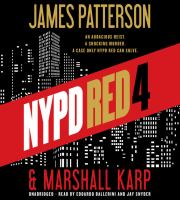 Cover image for NYPD red 4 [compact disc]  / James Patterson & Marshall Karp.