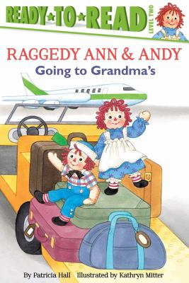 Cover image for Going to Grandma's / by Patricia Hall ; illustrated by Kathryn Mitter.