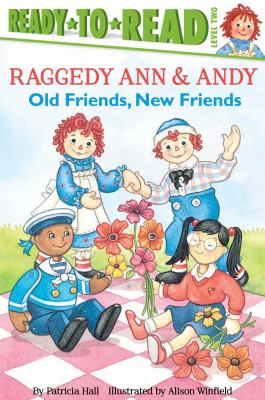 Cover image for Old friends, new friends / by Patricia Hall ; illustrated by Alison Winfield.