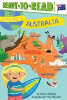 Cover image for Australia / by Chloe Perkins ; illustrated by Tom Woolley.