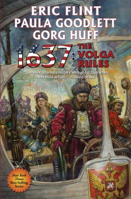 Cover image for 1637: The Volga Rules