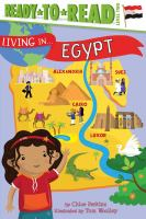 Cover image for Egypt / by Chloe Perkins ; illustrated by Tom Woolley.