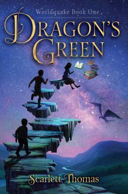 Cover image for Dragon's Green / Scarlett Thomas.