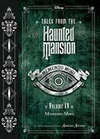 Cover image for Memento Mori / transcribed by John Esposito ; as told my mansion librarian Amicus Arcane ; illustrations by Kelley Jones.