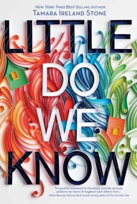 Cover image for Little do we know / Tamara Ireland Stone.
