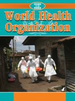 Cover image for World Health Organization / Simon Rose.