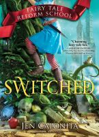 Cover image for Switched / Jen Calonita.
