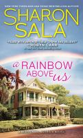 Cover image for A rainbow above us / Sharon Sala.