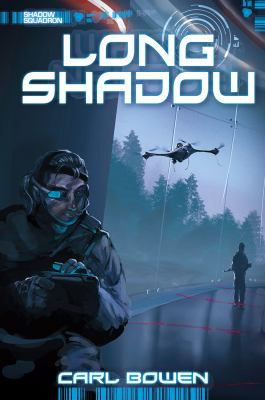 Cover image for Long shadow / written by Carl Bowen ; illustrated by Wilson Tortosa and Benny Fuentes.
