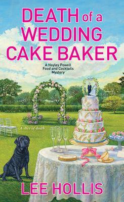 Cover image for Death of a wedding cake baker / Lee Hollis.