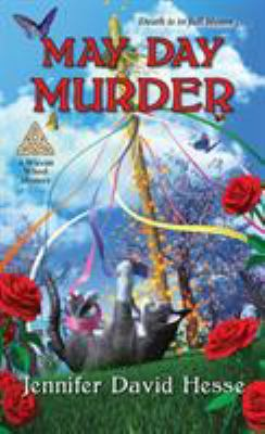 Cover image for May Day murder / Jennifer David Hesse.