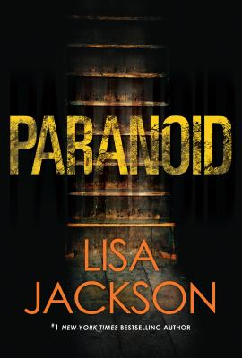 Cover image for Paranoid / Lisa Jackson.