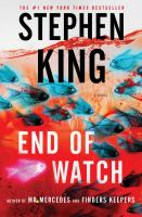 Cover image for End of watch : a novel / by Stephen King.