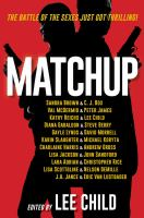 Cover image for MatchUp / edited by Lee Child.
