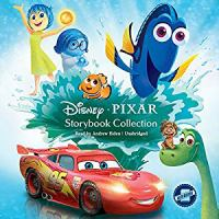 Cover image for Disney Pixar storybook collection [compact disc] / by Disney Press.