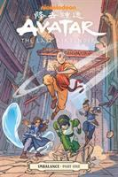 Cover image for Avatar : the last airbender. Imbalance. Part one / script, Faith Erin Hicks ; art, Peter Wartman ; colors, Ryan Hill ; lettering, Richard Starkings & Comicraft's Jimmy Betancourt.