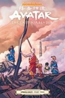 Cover image for Avatar : the last airbender. Imbalance. Part two / script, Faith Erin Hicks ; art, Peter Wartman ; colors, Adele Matera ; lettering, Richard Starkings & Comicraft's Jimmy Betancourt.