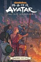 Cover image for Avatar: The Last Airbender--Imbalance Part Three