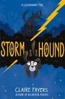 Cover image for Storm hound / Claire Fayers.