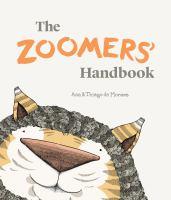 Cover image for The Zoomers' handbook / Ana de Moraes, Thiago de Moraes.