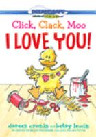 Cover image for Click, clack, moo I love you! [DVD]