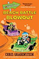 Cover image for Beach battle blowout. Book 4 / Chris Grabenstein ; illustrated by Kelly Kennedy.