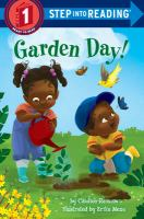 Cover image for Garden Day! / by Candice Ransom ; illustrated by Erika Meza.