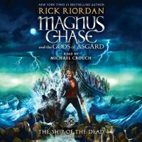 Cover image for The ship of the dead [compact disc] / Rick Riordan.