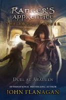 Cover image for Duel at Araluen / John Flanagan.