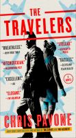 Cover image for The travelers : a novel / Chris Pavone.