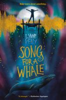 Cover image for Song for a whale / Lynne Kelly.
